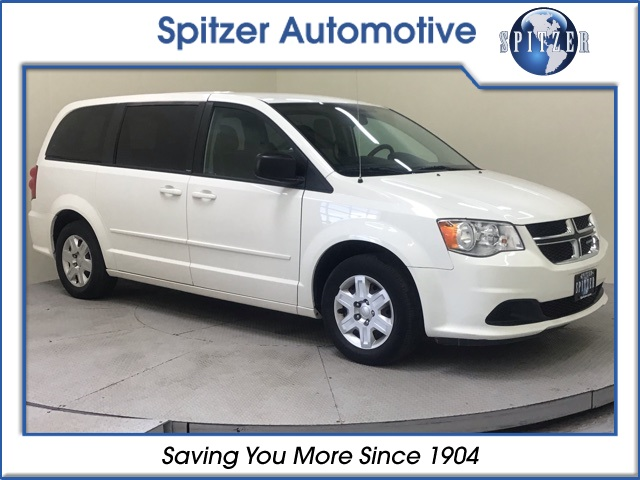 38f3204cee Pre-Owned 2012 Dodge Grand Caravan SE AVP 4D Passenger Van in ...